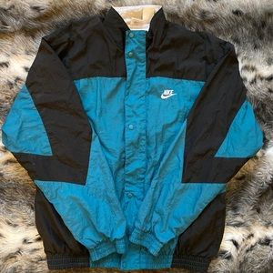 Vintage Nike Grey tag Windbreaker